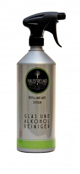 Hausfreund Glas- und Alkoholreiniger